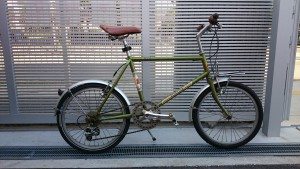 本日も自転車追加~